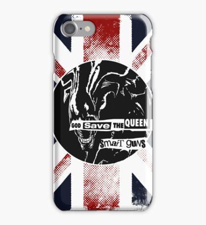 God Save the Alien Queen iPhone Case/Skin