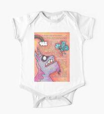 Butterfly Vs Unicorn Kids Clothes