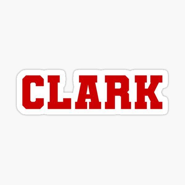 Clark Sticker