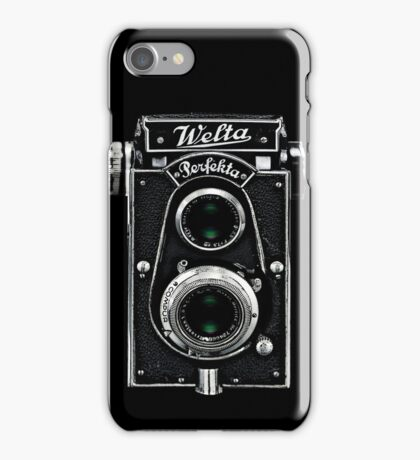 welta perfekta iPhone Case/Skin