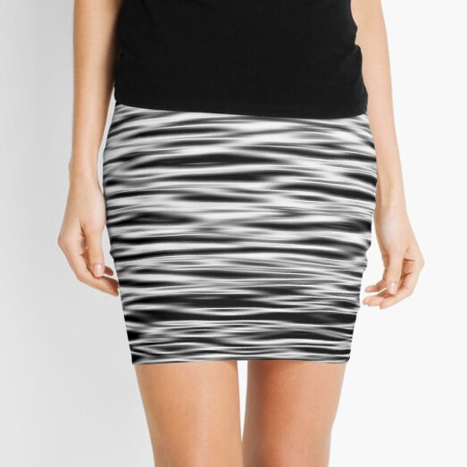 Slice-O-Water Mini Skirt