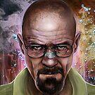 Heisenberg by imorawetz