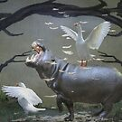 Super Goose Saves The Day  by NewfieKeith