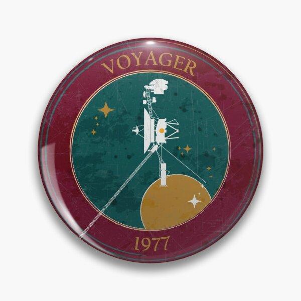 Voyager 1977 Pin