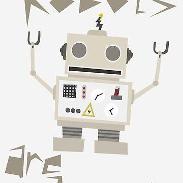 Robots Are Awesome von AlexNoir
