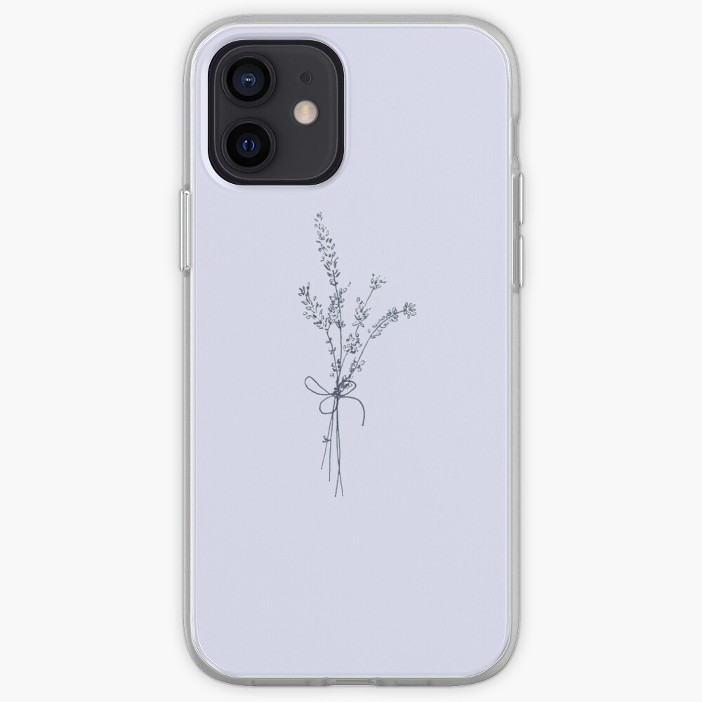 Lovely Lavender Bunch iPhone Case & Cover