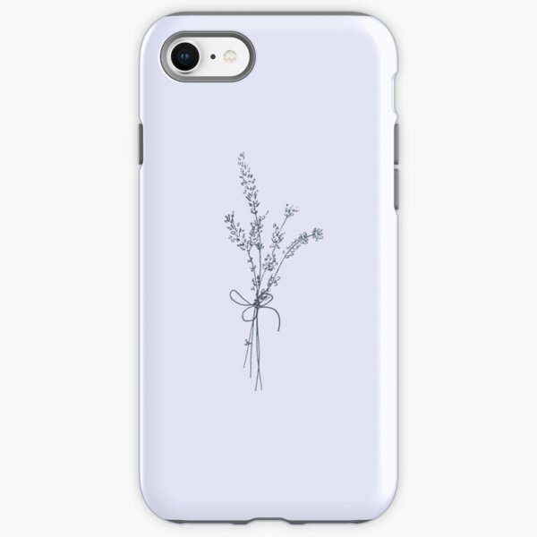Lovely Lavender Bunch iPhone Tough Case