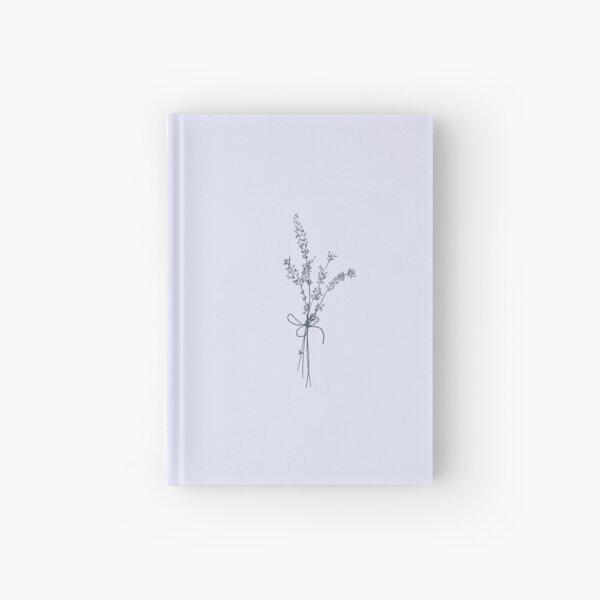 Lovely Lavender Bunch Hardcover Journal