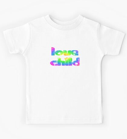 love child - vintage version Kids Clothes