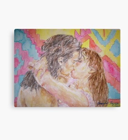 Forever Soulmates Canvas Print