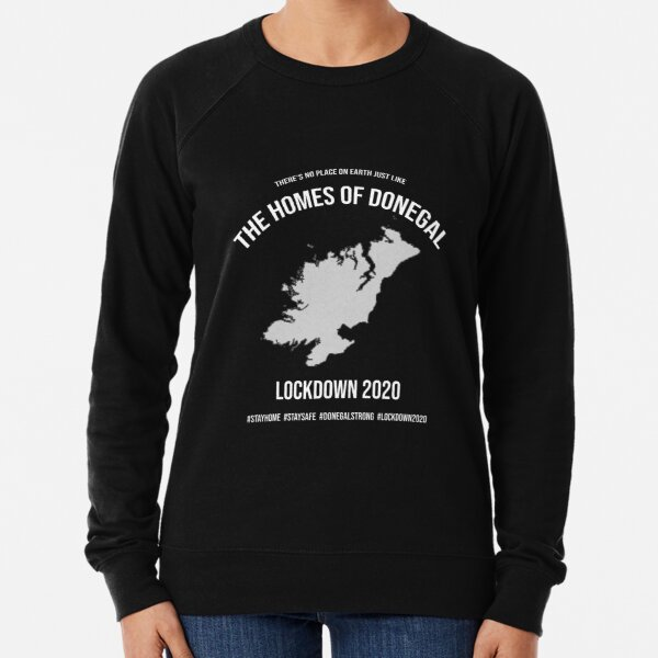 Donegal Lockdown 2020 Lightweight Sweatshirt