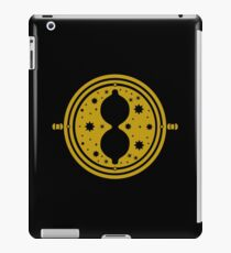 Time-Turner (Gold) iPad Case/Skin