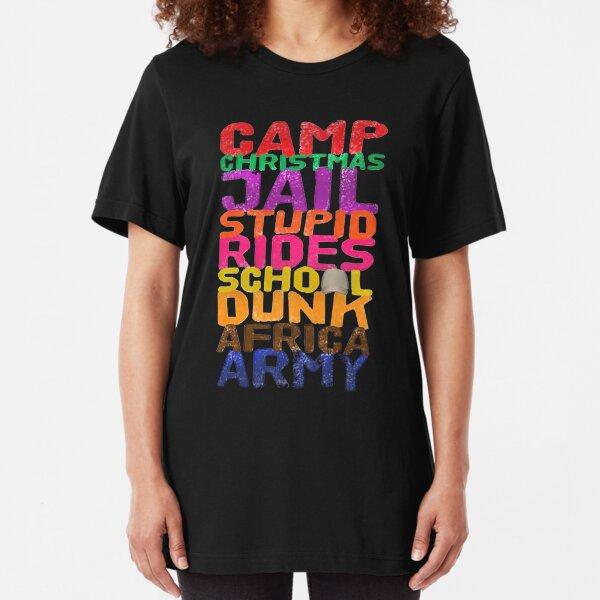 ERNEST MOVIES NOSTALGIA Slim Fit T-Shirt