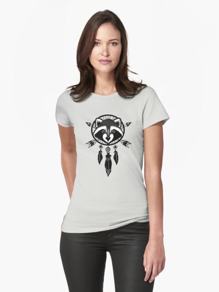 Raccoon Catcher by lunaticpark