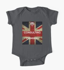 consulting criminal One Piece - Short Sleeve