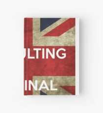 consulting criminal Hardcover Journal
