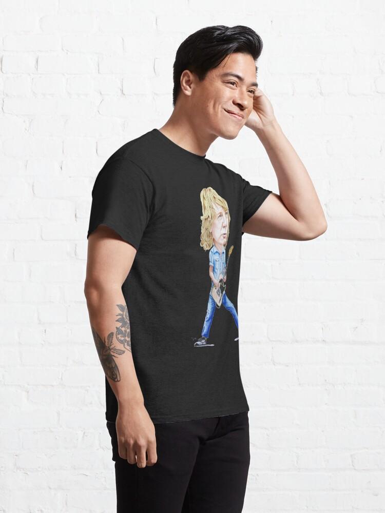Alternative Ansicht von Rick Parfitt - Status Quo Classic T-Shirt