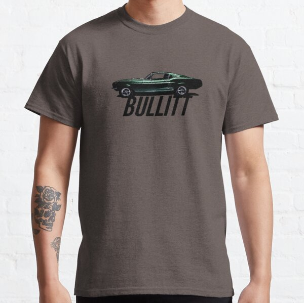 Grüner Mustang Classic T-Shirt