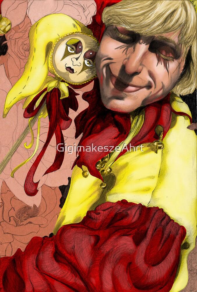 Rosepetal, a Fool by GigimakeszeAhrt