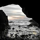 Gateway to the Pacific by Dan Jesperson