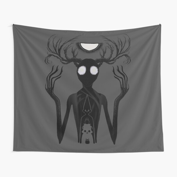 Shadows In The Forest - Over The Garden Wall™ Tapestry