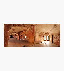 Fort Point 2 Photographic Print