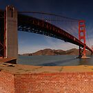 Fort Point 3 by Devon Murphy