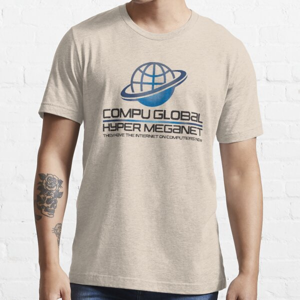 Compu Global Hyper Mega Net Essential T-Shirt