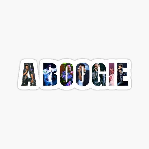 A  Boogie Sticker