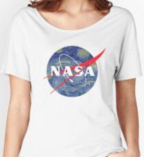 Sternennacht der NASA Loose Fit T-Shirt