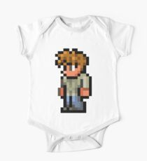 Terraria the guide Kids Clothes