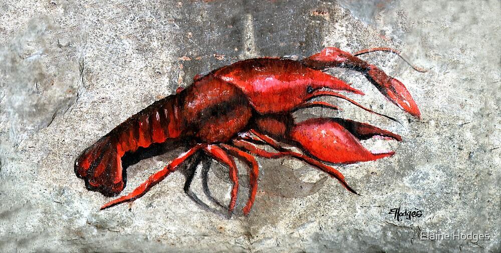 One Crawfish by Elaine Hodges