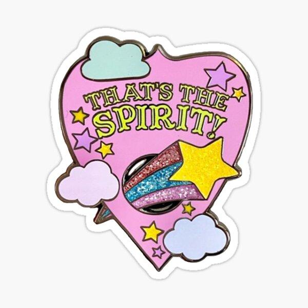 That's The Spirit Sticker