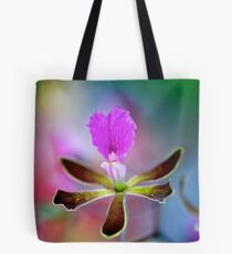 Watercolour Orchid Tote Bag