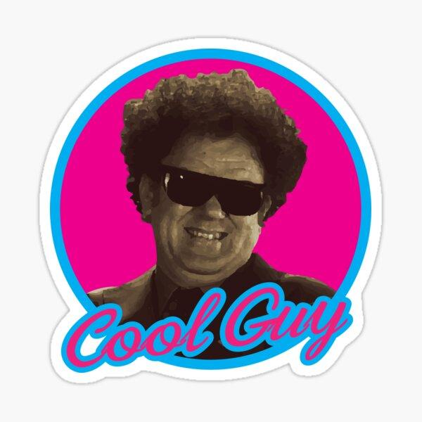 COOL GUY | DR STEVE BRULE Sticker