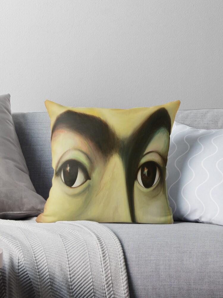 Eyes of Frida by Mario Torero