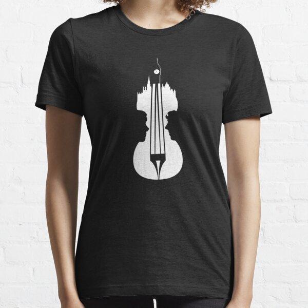 sherlock violin big ben Essential T-Shirt