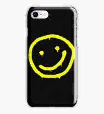 sherlock smiley iPhone Case/Skin