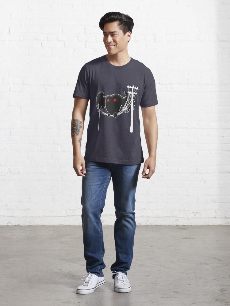 Alternate view of Mothman Essential T-Shirt