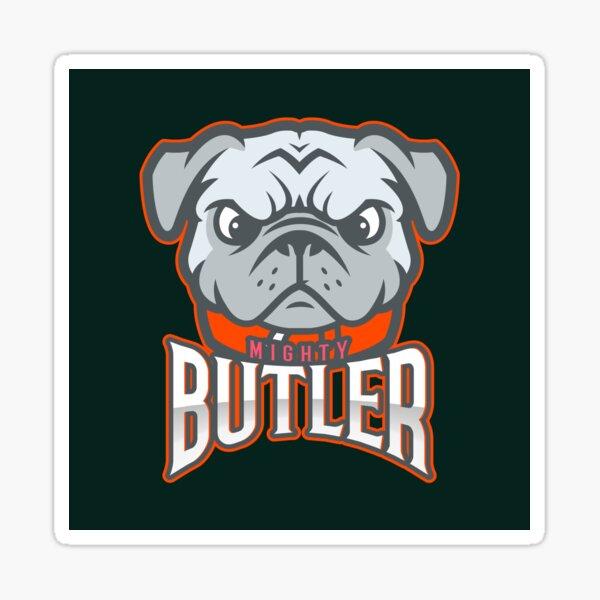 mighty butler Sticker