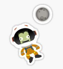Mún or Bust! Kerbal Space Program Sticker