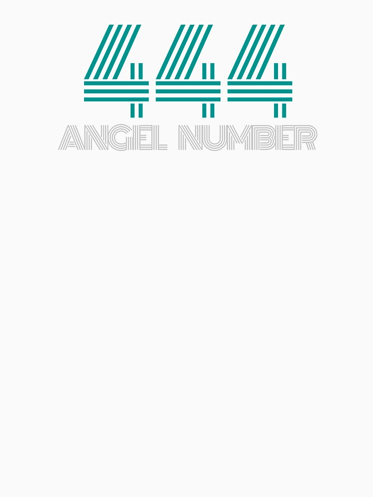Angel Number 444  - Numerology Number 444 by masternumbers