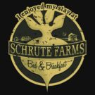 I enjoyed my stay at Schrute Farms (Green) by PEZRULEZ