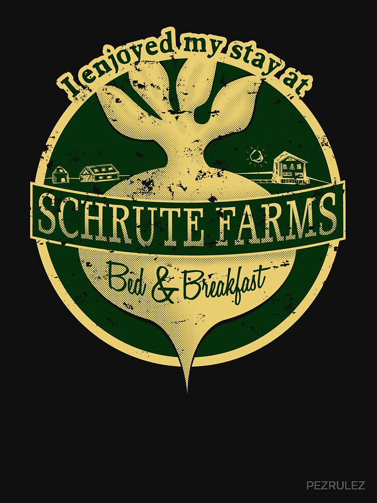 TShirtGifter presents: I enjoyed my stay at Schrute Farms (Green) | Unisex T-Shirt