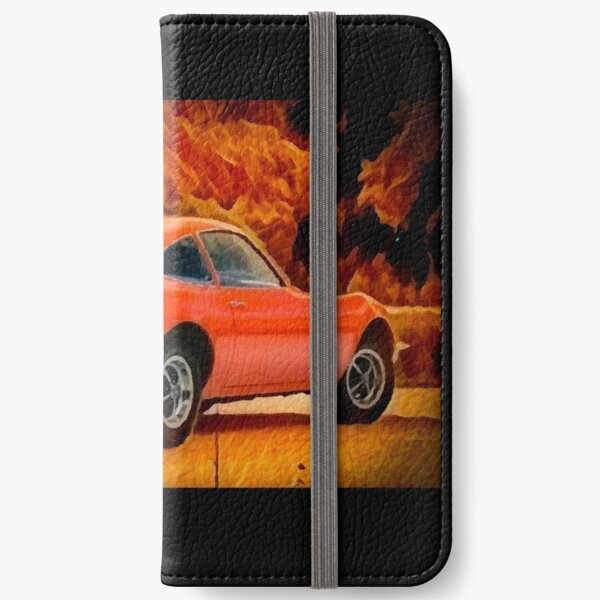 Opel Fire iPhone Wallet