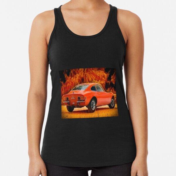 Opel Fire Racerback Tank Top