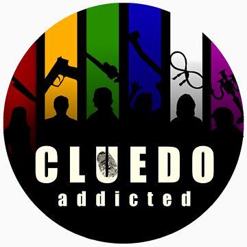 Cluedo by timscrivello