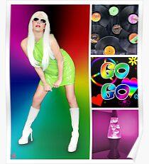 Dance series - Go Go Poster