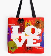 WE WISH YOU LOVE ALWAYS! Tote Bag