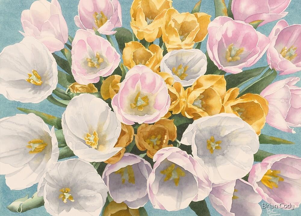 Tulip Tantrum by Brian Cody